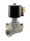 WIC Valve Stainless Steam Zero Differential Solenoid Valve