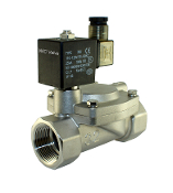 2 Inch Slow Closing Anti Water Hammer Electric Solenoid Valve