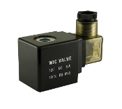 WIC Valve 2W Series 12 Volt DC Low Power Consumption Power Save Continuous Duty CE Certification Solenoid Coil