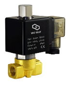WIC Valve 2BOK Series Normally Open Fast Closing Electric Solenoid Process Valve