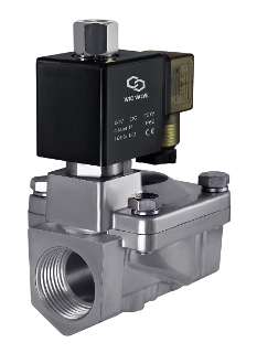 Normally Open General Purpose S316 High Pressure Process Valve