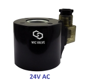 24V AC Low Power Consumption Solenoid Valve Coil