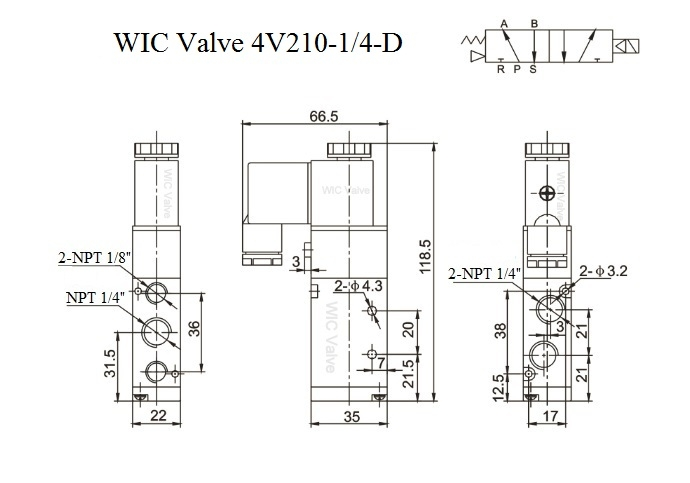 air solenoid valve wiring diagram
